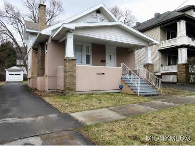 Oneida County Single Family Home For Sale: 1917 Baker Avenue