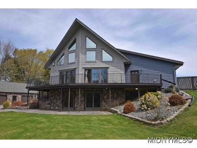 Herkimer County Single Family Home For Sale: 240 Mucky Run Road