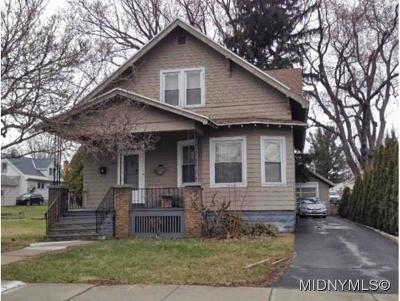 Oneida County Single Family Home For Sale: 1404 Old Burrstone Road
