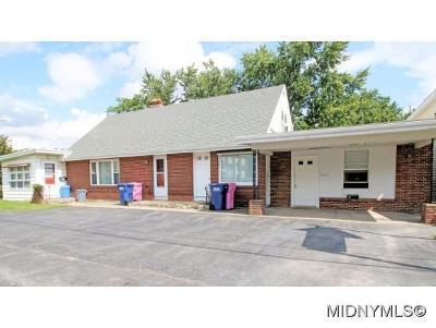 Oriskany Multi Family Home For Sale: 8451 State Route 69