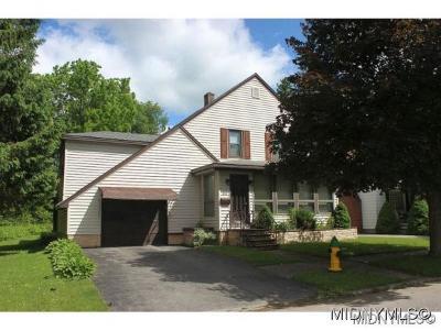 Herkimer County Single Family Home For Sale: 810 Bellinger Ave