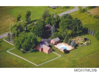 Oneida County Single Family Home For Sale: 10413 Powell Road