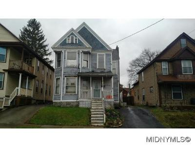 Oneida County Single Family Home For Sale: 920 Brayton Park Place