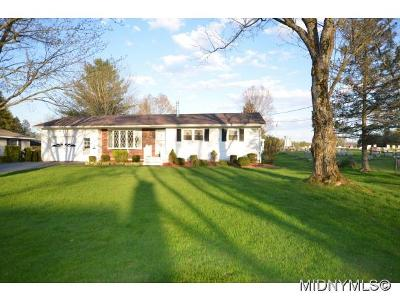 Oneida County Single Family Home For Sale: 127 Cider Street