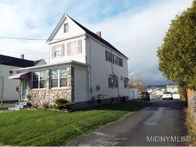 Oneida County Single Family Home For Sale: 1617 South St.