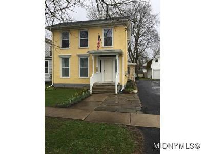 Whitesboro Multi Family Home For Sale: 11 Westmoreland Street