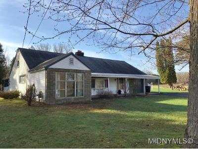 Whitesboro Single Family Home For Sale: 5392 Westmoreland Road