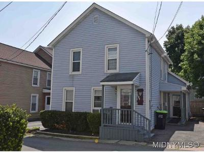 Herkimer County Single Family Home For Sale: 109 Skiff Avenue