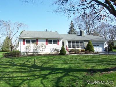 Madison County Single Family Home For Sale: 110 Third Street