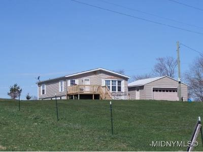Madison County Single Family Home For Sale: 799 Jantzen Rd