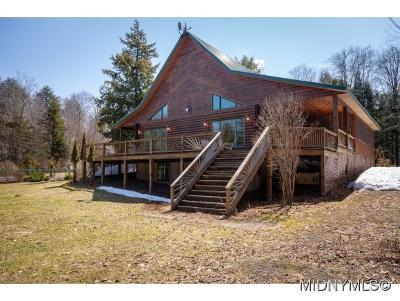 Herkimer County Single Family Home For Sale: 115 Beechwood Lane