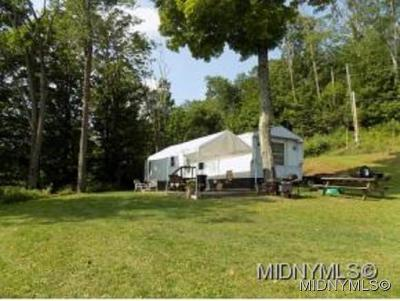 Madison County Single Family Home For Sale: 5912 Geer Road
