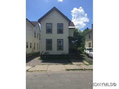 Herkimer County Single Family Home For Sale: 232 King Street