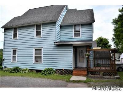 Herkimer County Single Family Home For Sale: 515 Steuben Road