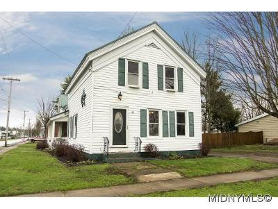 Camden Single Family Home For Sale: 44 Railroad St