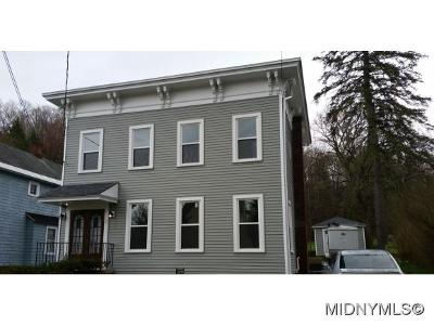 Herkimer County Single Family Home For Sale: 38 Marshall Ave