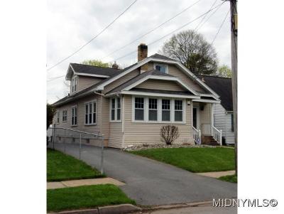 Oneida County Single Family Home For Sale: 235 Thieme Place