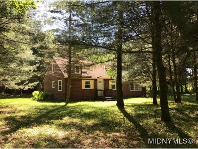 Remsen Single Family Home For Sale: Off Bardwell Mills Rd.