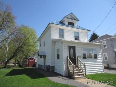 Herkimer County Single Family Home For Sale: 28 Spruce