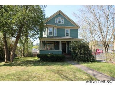 Rome Single Family Home For Sale: 103 West Locust Street
