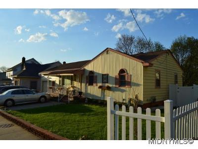 Utica Single Family Home For Sale: 231 Pleasant Street