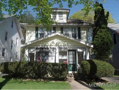 Oneida County Single Family Home For Sale: 1922 Holland Avenue
