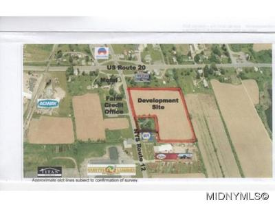 WATERVILLE Residential Lots & Land For Sale: 1000 State Route 12