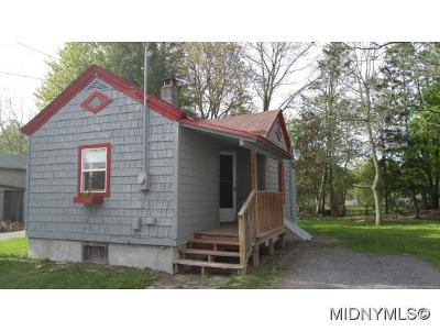 Madison County Single Family Home For Sale: 112 Ball Ave