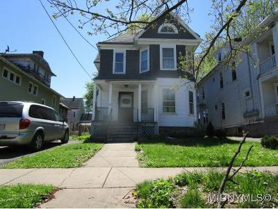 Utica Single Family Home For Sale: 1635 Sunset Ave