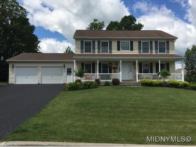 Madison County Single Family Home For Sale: 118 Hunt Valley Rd