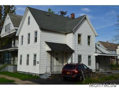 Oneida County Single Family Home For Sale: 1565 Neilson St