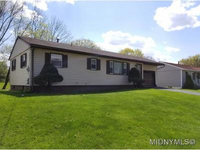 WHITESBORO Single Family Home For Sale: 9 Township Road