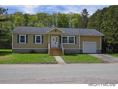 Herkimer County Single Family Home For Sale: 182 Prospect Avenue