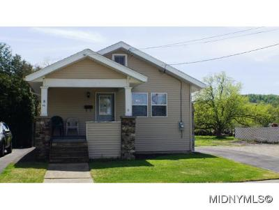 Herkimer County Single Family Home For Sale: 40 Richfield Street