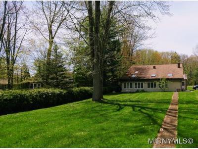 Sylvan Beach Single Family Home For Sale: 1708 Birch Lane