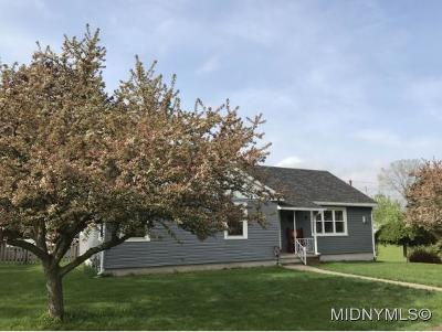 Herkimer County Single Family Home For Sale: 205 Carney Ave