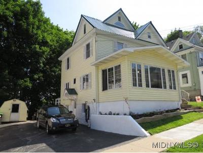 Herkimer County Single Family Home For Sale: 43 Highland Ave.