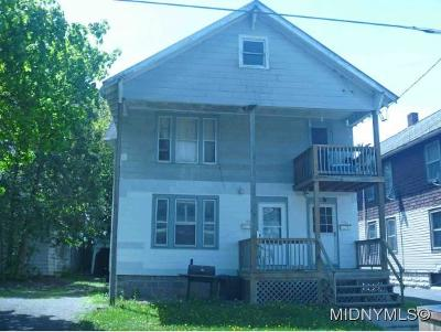 Utica Multi Family Home For Sale: 101 Lowell Road