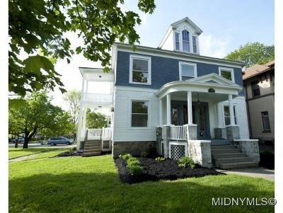 Utica Multi Family Home For Sale: 2060 Genesee St