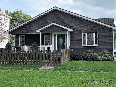 Herkimer County Single Family Home For Sale: 15 Rand St