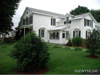Blossvale, Floyd, Lee, Lee Center, Rome, Taberg Multi Family Home For Sale: 5999 Old Oneida Road