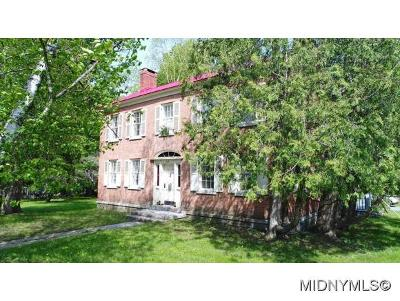 Herkimer County Single Family Home For Sale: 619 W. German Street
