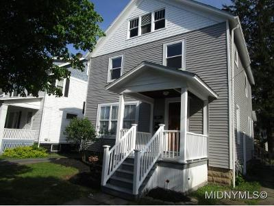 Utica Single Family Home For Sale