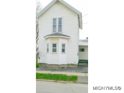 Herkimer County Single Family Home For Sale: 217 E Smith St