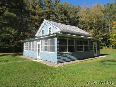 Herkimer County Single Family Home For Sale: 1120 Wheelertown Rd.