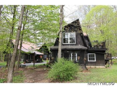 Herkimer County Single Family Home For Sale: 3595 Military Road