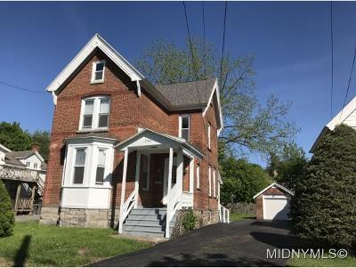 Rome Single Family Home For Sale: 730 N Madison Street