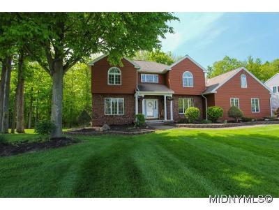 Whitesboro Single Family Home For Sale: 5 Slaytonbush Road