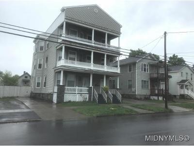Utica Multi Family Home For Sale: 1121 Conkling Avenue