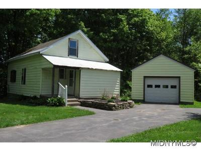 Rome Single Family Home For Sale: 5012 Golly Road
